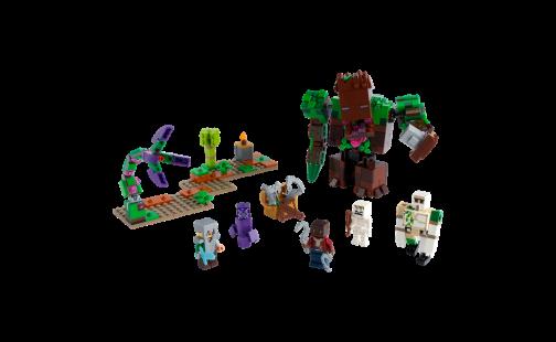 LEGO® Minecraft™ 21176 Příšera z džungle