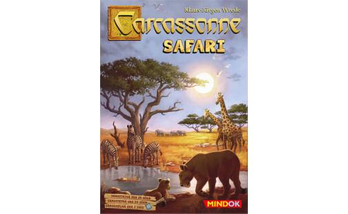 Mindok Carcassonne: Safari