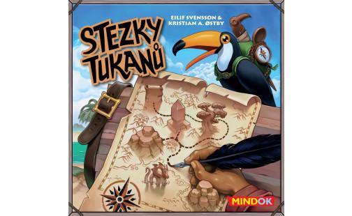 Mindok Stezky tukanů