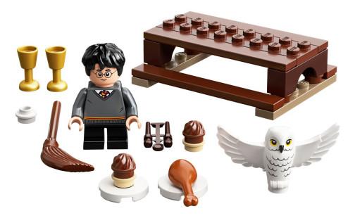 LEGO Harry Potter 30420 Harry Potter a Hedwiga: Sobí doručení (polybag)