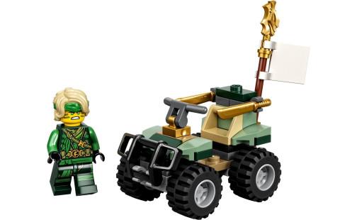 LEGO NInjago 30539 Lloyd's Quad Bike