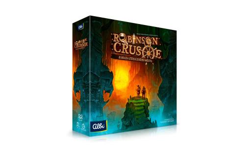 ALBI Robinson Crusoe: Záhada ztraceného města