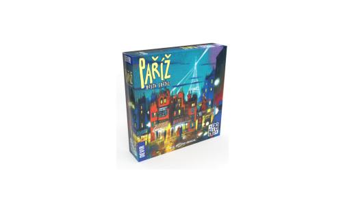 Rexhry Paříž Město světel