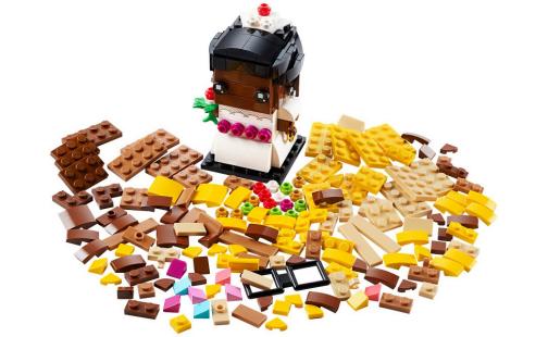 LEGO BRICKHEADZ 40383 Nevěsta