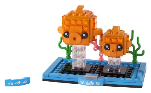 Lego BrickHeadz 40442 Zlatá rybka