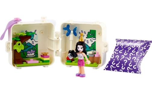 LEGO Friends 41663 Emma a její dalmatinský boxík