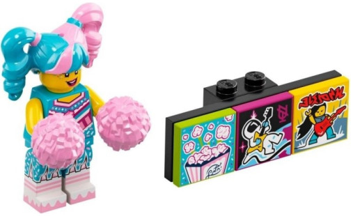 LEGO Minifigurky 43101 VIDIYO - Roztleskávačka Cukrová vata (10.)