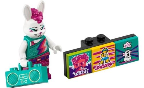 LEGO Minifigurky 43101 VIDIYO - Králíček tanečník (11.)