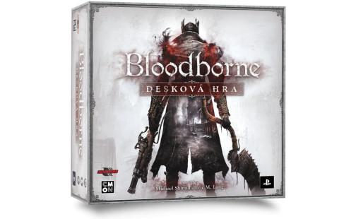 Cool Mini Or Not Bloodborne: Desková hra