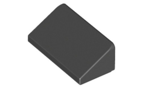 ROOF TILE 1 X 2 X 2/3, ABS