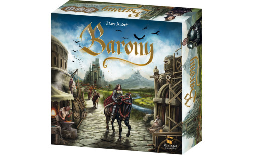 REXhry Barony