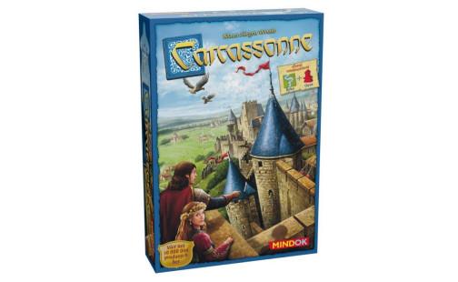 Mindok Carcassonne: Základní hra + minirozšíření