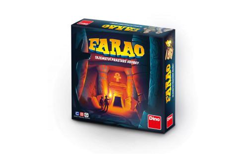 Dino FARAO - TAJEMSTVÍ PRASTARÉ HROBKY Rodinná hra