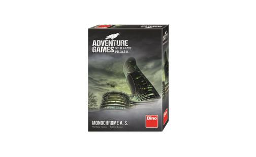 Dino ADVENTURE GAMES: MONOCHROME A. S. Párty hra