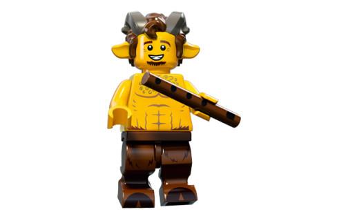 LEGO 71011 Minifigurky - 15. série - č.7 - Faun