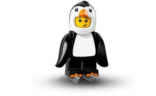 LEGO 71013 Minifigurky - 16. série - 10 - Tučňák - kostým