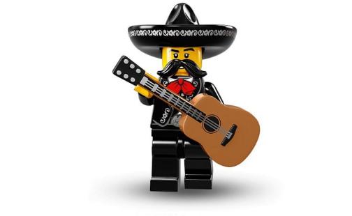 LEGO 71013 Minifigurky - 16. série - 13 - Mariachi