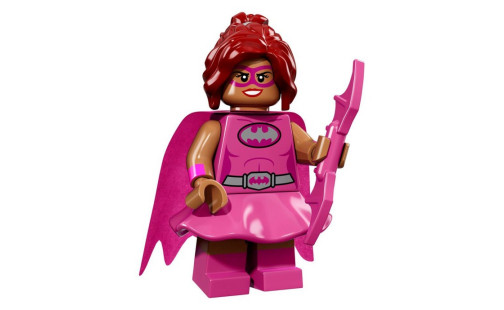 Lego 71017 Minifigurky Batman 10 Pink Power Batgirl - Batmanka