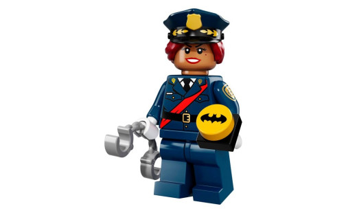 LEGO 71017 Minifigurky Batman 06 - Barbara Gordon