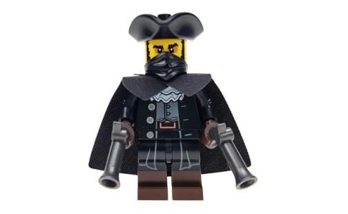 Lego 71018 Minifigurky 17. série - 16 - Bandita