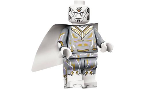 LEGO Minifigures 71031 Studio Marvel - 02 The Vision