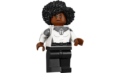 LEGO Minifigures 71031 Studio Marvel - 03 Monica Rambeauová