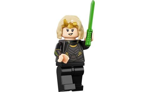LEGO Minifigures 71031 Studio Marvel - 07 Sylvie