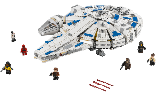 LEGO Star Wars 75212 Kessel Run Millennium Falcon