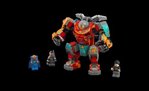 LEGO® Marvel Avengers 76194 Sakaarianský Iron Man Tonyho Stark