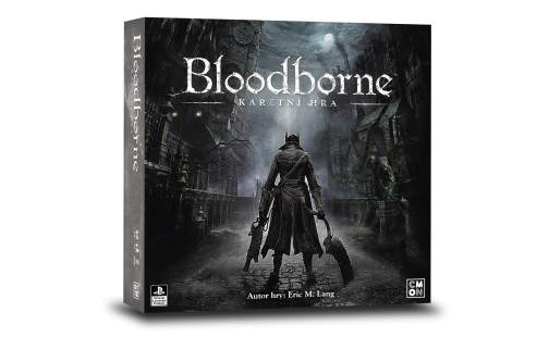 ADC Blackfire Bloodborne - karetní hra