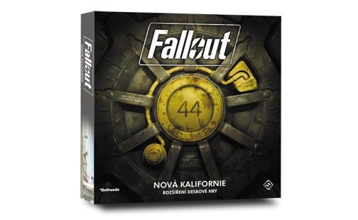 ADC Blackfire Fallout - Nová Kalifornie