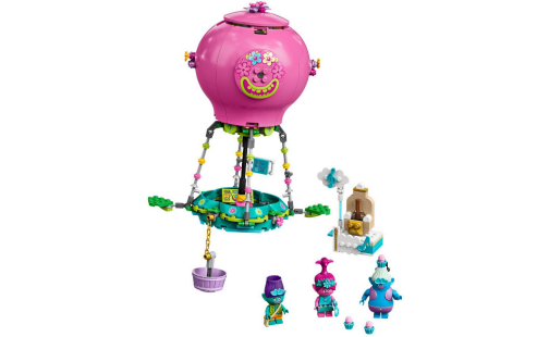 LEGO Trolls 41252 Trollové a let balónem