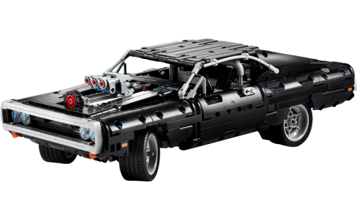 LEGO Technic 42111 Domův Dodge Charger