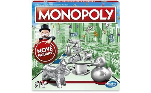 Hasbro Monopoly Nové figurky