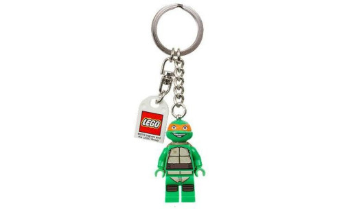 Lego 850653 Teenage Mutant Ninja Turtles Michelangelo Klíčenka