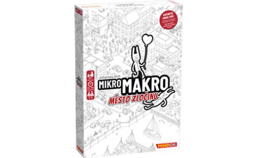 Mindok MikroMakro: Město zločinu