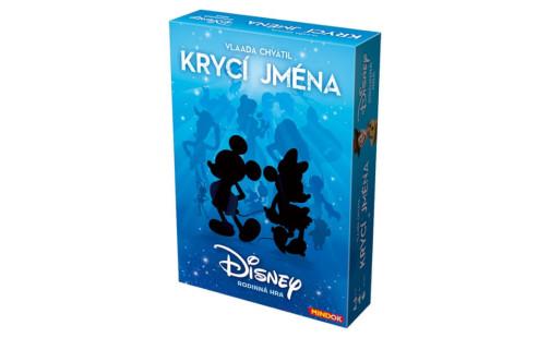 Mindok Krycí jména: Disney