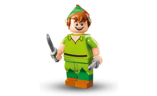 LEGO 71012 Minifigurka Disney série (č. 15) - Peter Pan