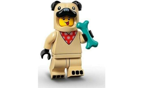 Lego 71029 Minifigurky 21. série - 05 - Chlapec v kostýmu mopse