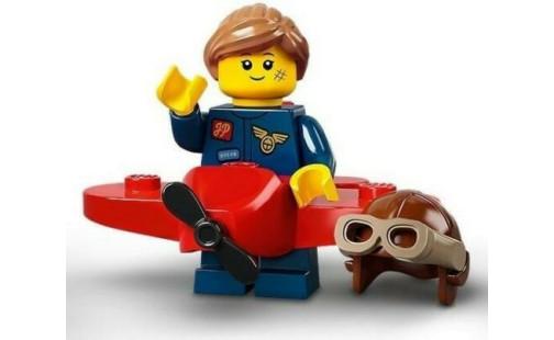 Lego 71029 Minifigurky 21. série - 09 - Pilotka