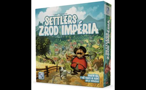 REXhry Settlers: Zrození impéria