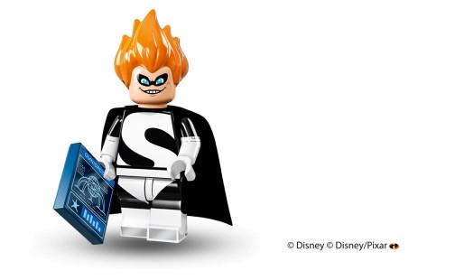 LEGO 71012 Minifigurka Disney série (č. 14) - Syndrome
