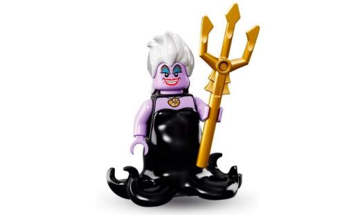 LEGO 71012 Minifigurka Disney série - Ursula