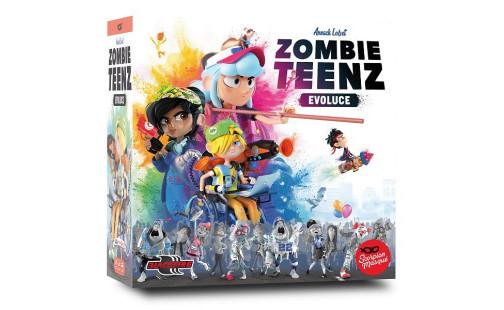 ADC Blackfire Zobie Teenz: Evoluce