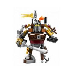 LEGO Movie 70810 Kovovousova mořská lod´ pirát
