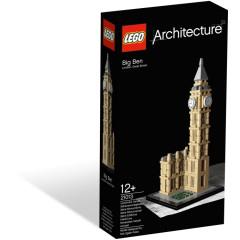 LEGO 21013  Architecture  Big Ben obal