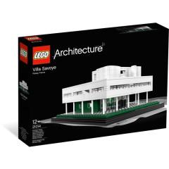 LEGO 21014  Villa Savoye obal