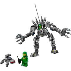 LEGO Ideas 21109 Exo Suit obsah balení