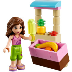 LEGO Friends 41010  Plážová bugina Olivia