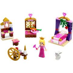 LEGO  41060 Disney Princezny Královská komnata Šípkové Růženky obsah balení